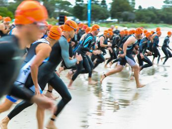 Triathlon NSW Sprint Series Kurnell April