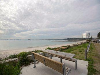 Silver Beach Kurnell NSW