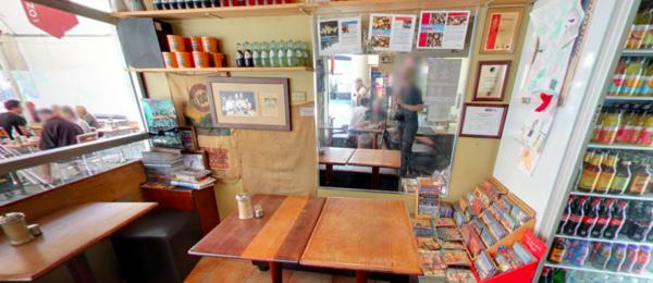 Kafenio Cafe