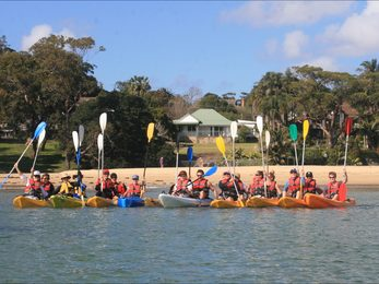 Bundeena Kayaks Guided Kayak Tours and Hire