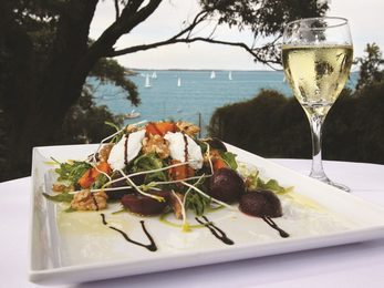 Drink in the views at Bundeena RSL