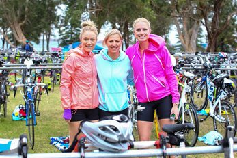 The Triathlon Series Race One Kurnell
