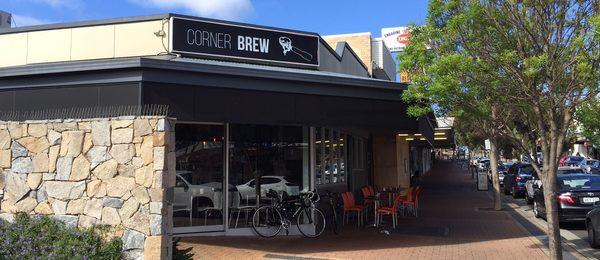 Corner Brew
