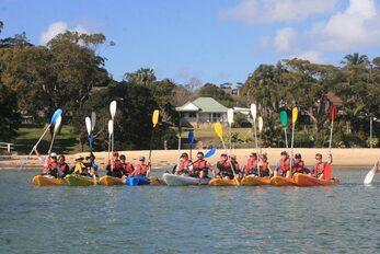 Bundeena Kayaks