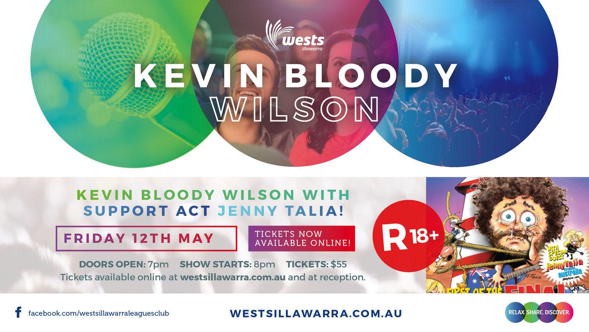 Kevin Bloody Wilson