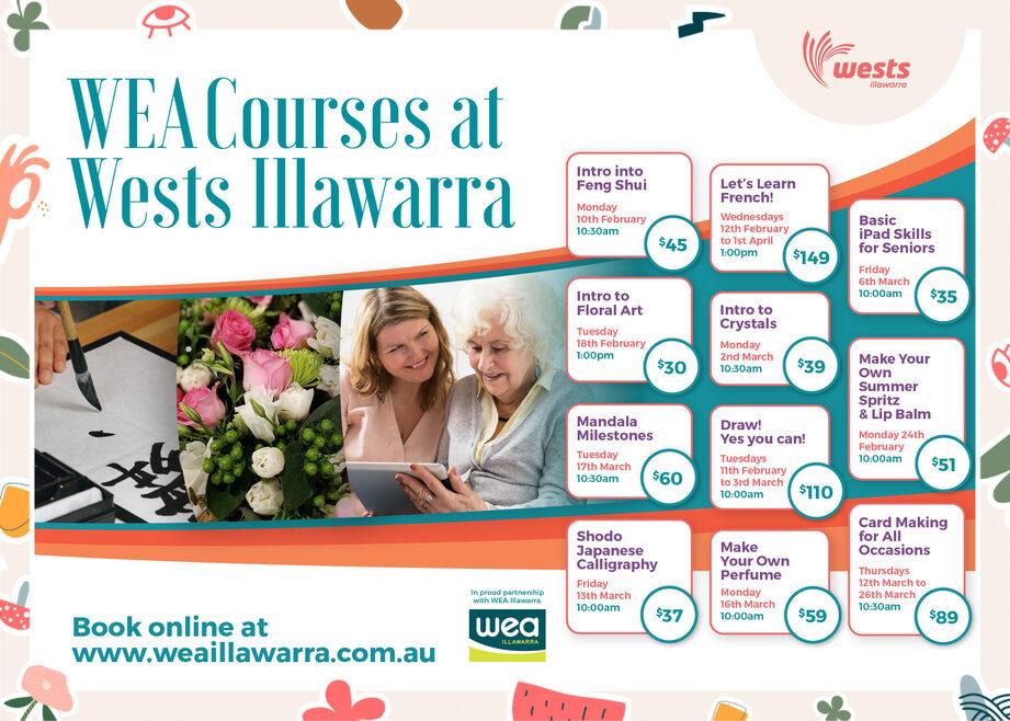 WEA Courses