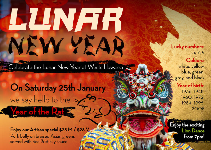 Luna New Year