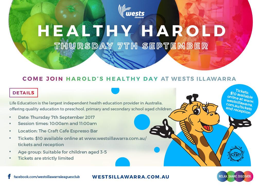Healthy Harold