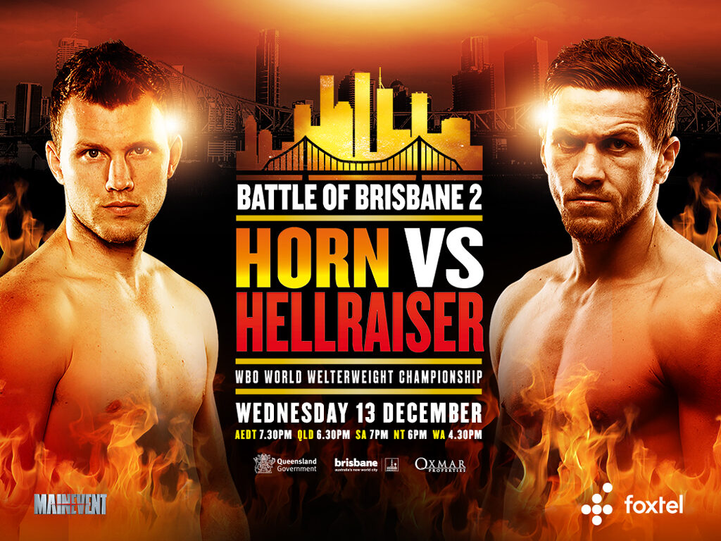 Battle of Brisbane 2